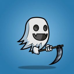 Ghost - 2D Character Sprite