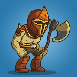 The Executioner - 2D Character Sprite