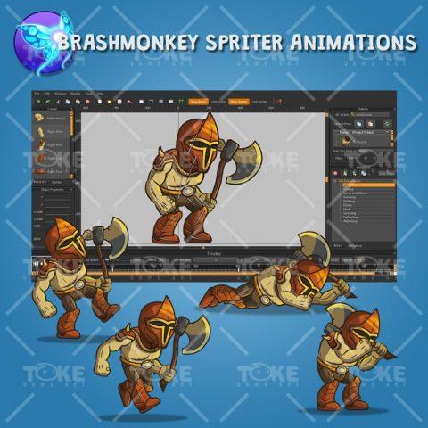 The Executioner - Brashmonkey Spriter Animation