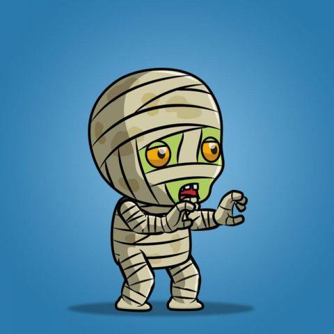 Tiny Mummy