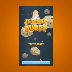 Jetpack Buddy – 2D Game Kit