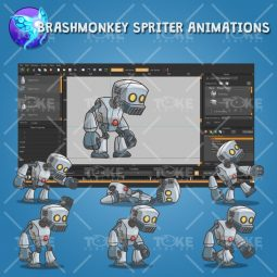 Big Hands Robot - Brashmonkey Animation