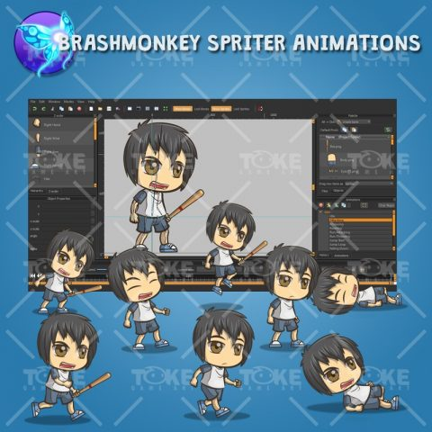 Jake Adventurous Boy - Brashmonkey Animation