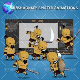 Barbarian - Brashmonkey Spriter Animations