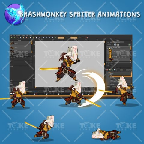 Jaggernaut - Brashmonkey Spriter Animation