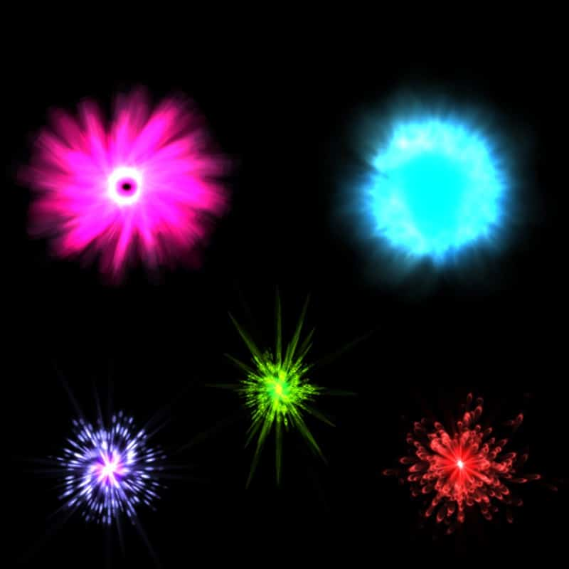 Particle Effect - Game Visual Effect Animation Sprite