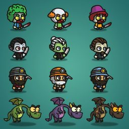 Super Bundle 2D Game Asset