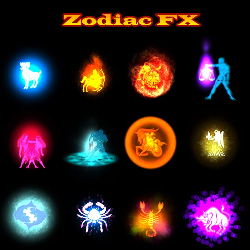 Zodiac FX - Game Visual Effect for Indie Game Developer