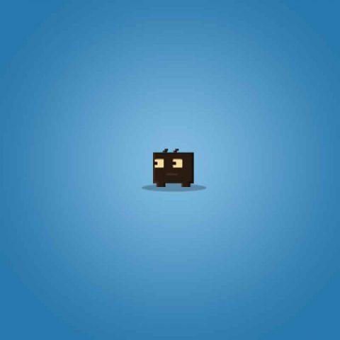 Brown Boy - 2D Character Sprite