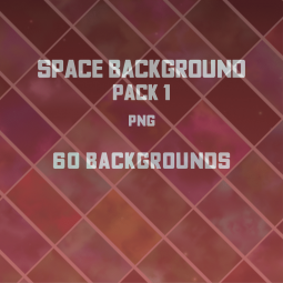 Space Background Pack 1 - 2D Game Background