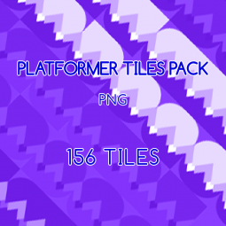 Platformer Tiles Pack 02 - 2D Game Tileset